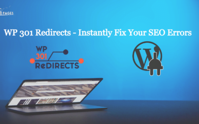 WP 301 Redirects – Instantly Fix Your SEO Errors