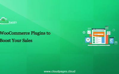 WooCommerce Plugins to Boost Your Sales