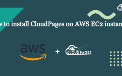 How to install CloudPages on AWS EC2 instance?