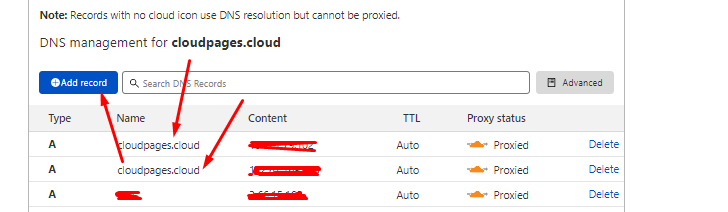 Step 3: Select your plan cloudflare