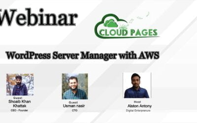 Webinar: WordPress Server Manager with AWS
