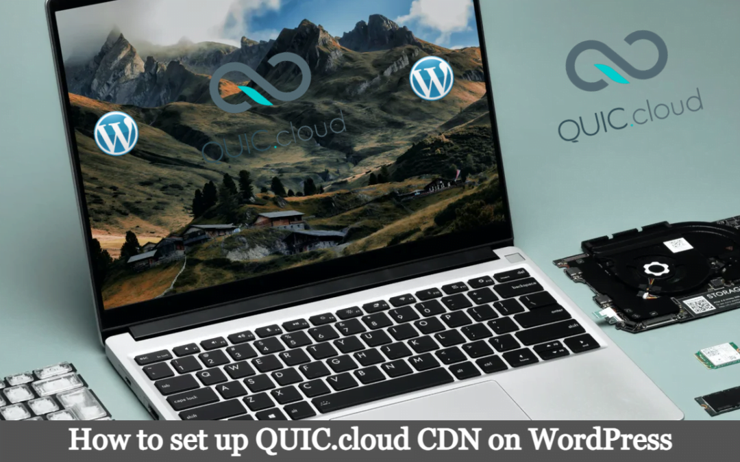 How to set up QUIC.cloud CDN on WordPress